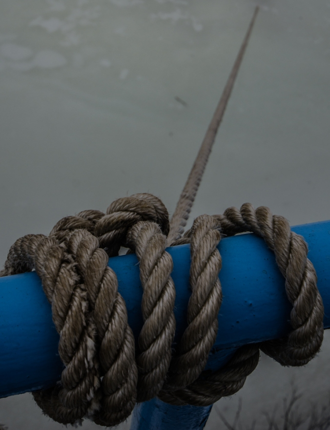 Down the Rope