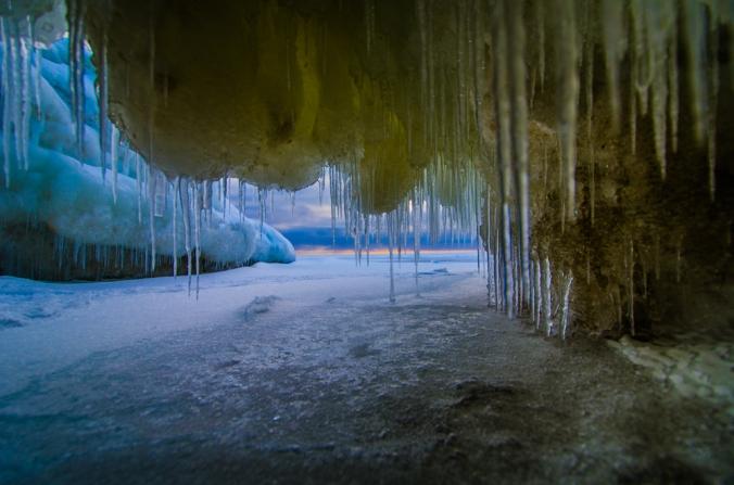 The Mini Ice Caverns 3