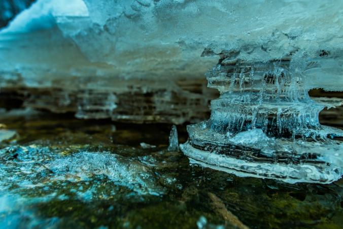 Iced Pillars